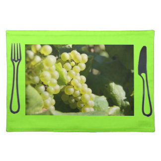 Grapes Placemat