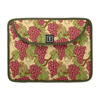 Grapes Sleeve For MacBooks