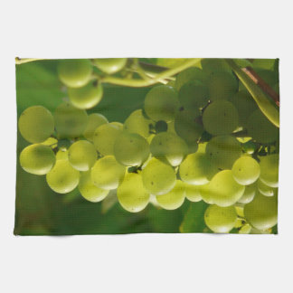 Grapes Tea Towel