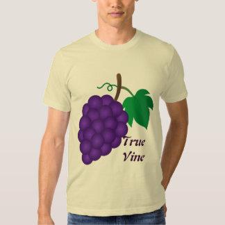 Grapes, True Vine beige Tees