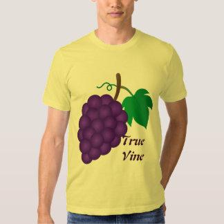 Grapes, True Vine Tshirts
