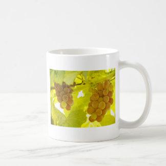 Grapes Vine Fine Art Basic White Mug
