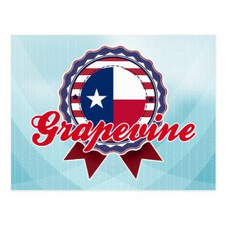 Grapevine, TX Postcard