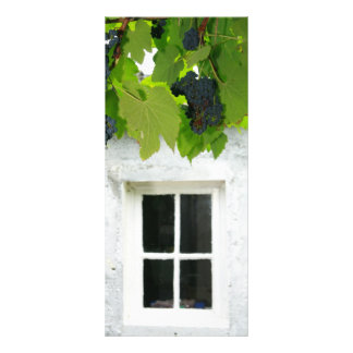 Grapevines Personalised Rack Card