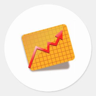 Graph Chart Sticker