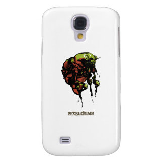 Graphic Alien Samsung Galaxy S4 Cases