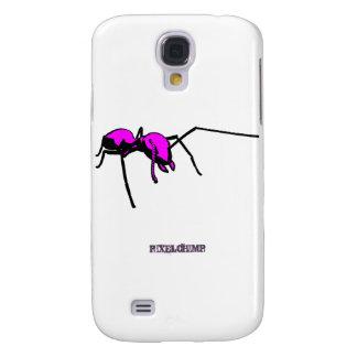 Graphic Ant Purple Samsung Galaxy S4 Case