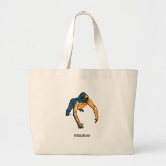 Graphic Ape Canvas Bag