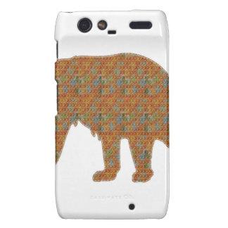 Graphic Art on Zoo  Bear WildAnimal Pet Droid RAZR Cover