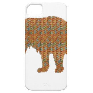 Graphic Art on Zoo  Bear WildAnimal Pet iPhone 5 Cover