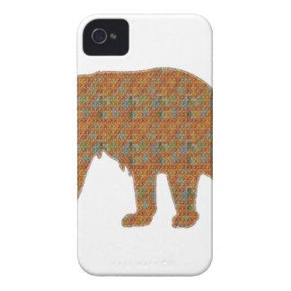 Graphic Art on Zoo  Bear WildAnimal Pet iPhone 4 Case-Mate Cases