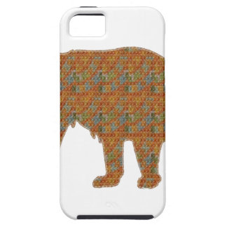Graphic Art on Zoo  Bear WildAnimal Pet Case For The iPhone 5
