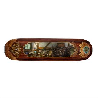 Graphic Artist - Master Press Skate Board Decks