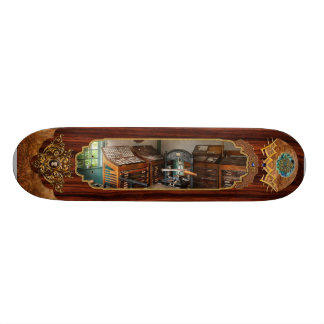 Graphic Artist - The print office - 1750 Skate Board