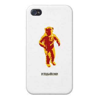 Graphic Astronaut Covers For iPhone 4