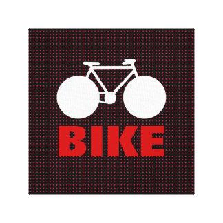 graphic bike decorative art canvas prints