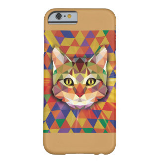 graphic cat barely there iPhone 6 case
