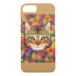graphic cat iPhone 7 case