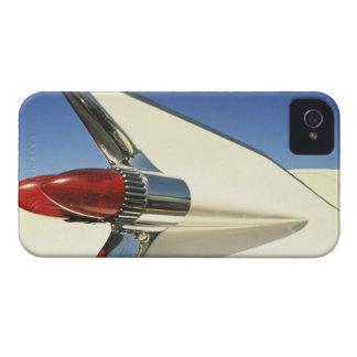 Graphic: Close-up of fin and taillight on iPhone 4 Cases
