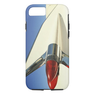 Graphic: Close-up of fin and taillight on iPhone 8/7 Case