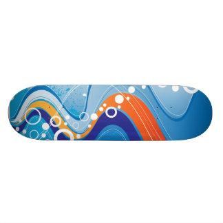 Graphic Design 16 Skateboard