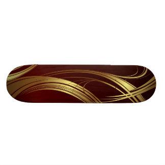 Graphic Design 3 Skateboard