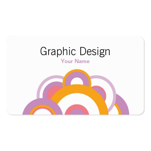 Create Your Own Graphic Designer Business Cards