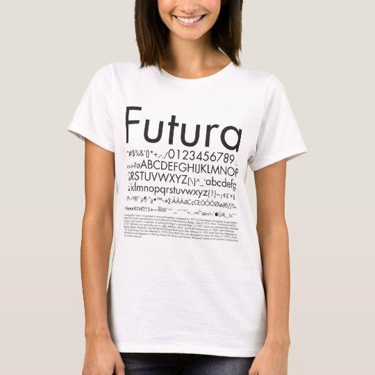 Graphic Design_Futura_03 T-Shirt