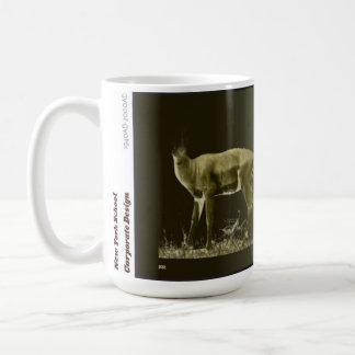Graphic Design History Mugs: new york school Coffee Mug