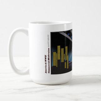 Graphic Design History Mugs: WWII Basic White Mug