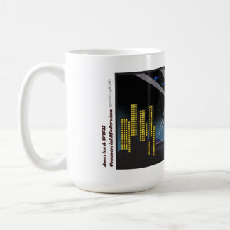 Graphic Design History Mugs: WWII Coffee Mug