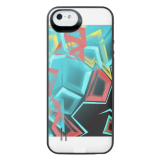 graphic design iPhone SE/5/5s battery case