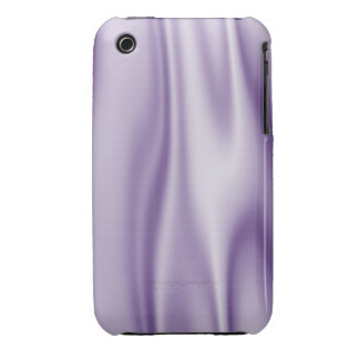 Graphic design of Lavender Satin Fabric iPhone 3 Covers