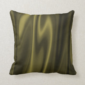 Graphic design of Olive Green Fabric Cushion