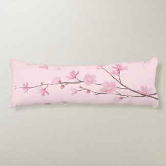 graphic-design pattern illustration cherry-blossom body cushion