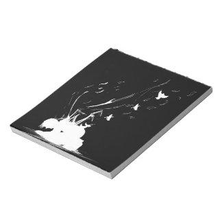 "Graphic Design Sketchbook 5.5"" x 6"" Notepad"