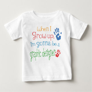 Graphic Designer (Future) Infant Baby T-Shirt