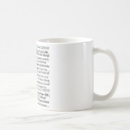 Graphic designers dream mugs