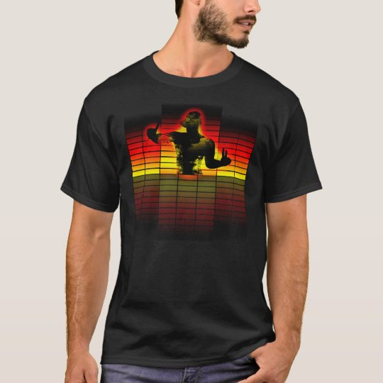 graphic equalizer t shirt - graphic equalizer