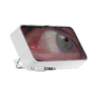 graphic eye mp3 speakers