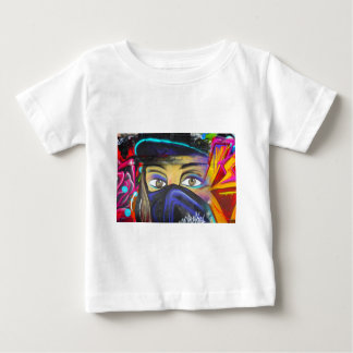 Graphic Face Painting Shirts