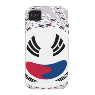 Graphic Flag Vibe iPhone 4 Cases