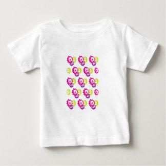 Graphic Flowers Tee Shirt
