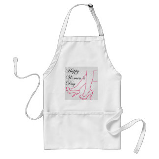 Graphic for womens day standard apron
