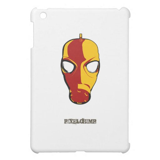 Graphic Gas Mask 02 Cover For The iPad Mini