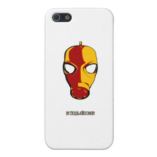 Graphic Gas Mask 02 iPhone 5 Case