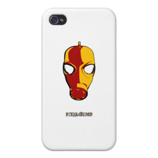 Graphic Gas Mask 02 iPhone 4/4S Case