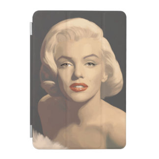 Graphic Gray Marilyn iPad Mini Cover