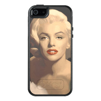 Graphic Gray Marilyn OtterBox iPhone 5/5s/SE Case