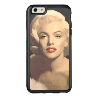 Graphic Gray Marilyn OtterBox iPhone 6/6s Plus Case